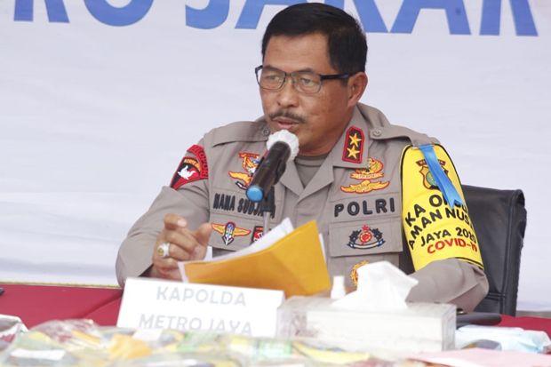Kapolda Metro Jaya Ajak Masyarakat Basmi Peredaran Narkotika di Jakarta