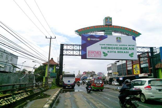 Kota Bekasi Perpanjang PSBB Proporsional hingga 2 September 2020