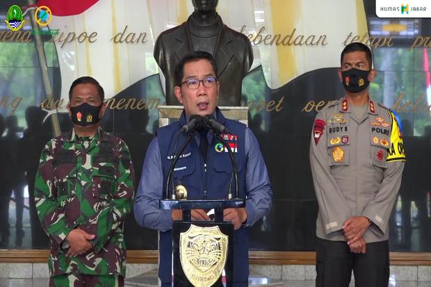 Pekerja Malam Tuntut Izin Operasi, Begini Jawaban Ridwan Kamil