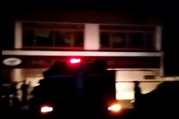 Kobaran Api Lalap RS Bethesda Lempunyangan Yogyakarta