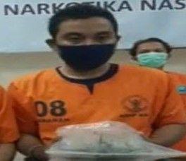 Dua Kg Ganja Diselundupkan ke Bali dengan Modus Paket Al Quran