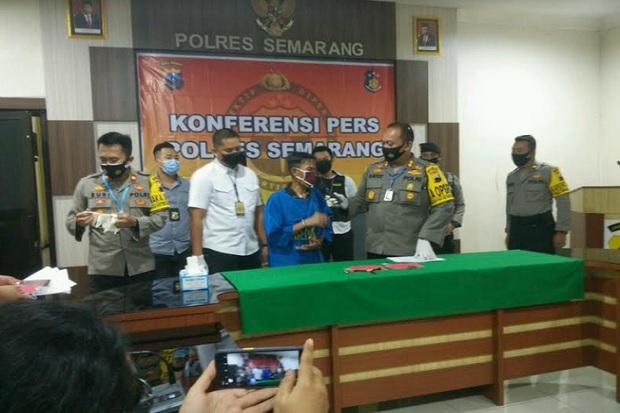 Gasak Truk Box dengan Kunci Letter Y, 2 Warga Semarang Disel