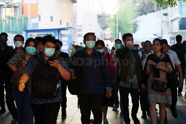 Kota Bogor Perpanjang PSBB Proporsional, Tak Pakai Masker Denda Rp500.000
