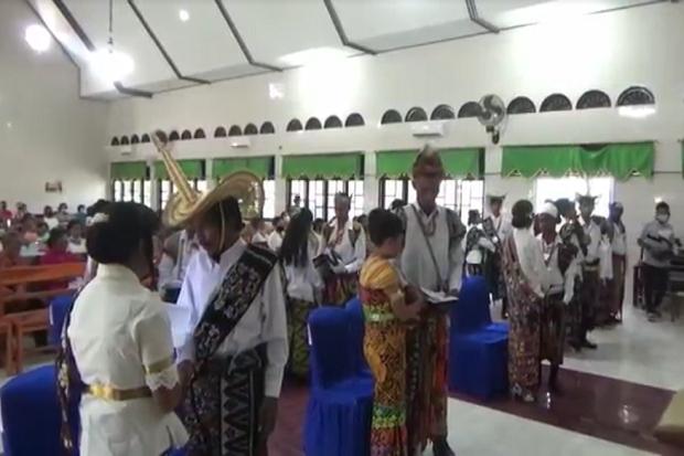 Normal Baru, Gereja di Kupang Mulai Layani Pemberkatan Nikah