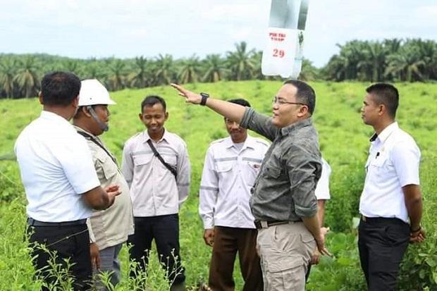 Inventarisir Laporan Petani, Percepat Upaya Pembangunan Sapras PSR Muba