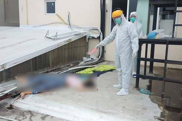 Pasien COVID-19 Tewas Loncat dari Lantai 12 Rumah Sakit