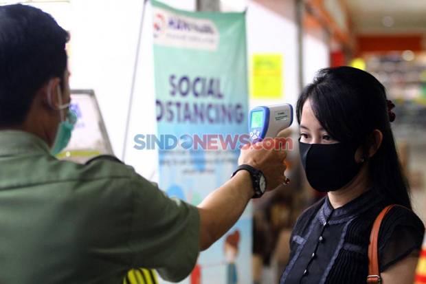7,4% Positive Rate COVID-19 Mingguan di Jakarta, Kadinkes: Kita Harus Waspada