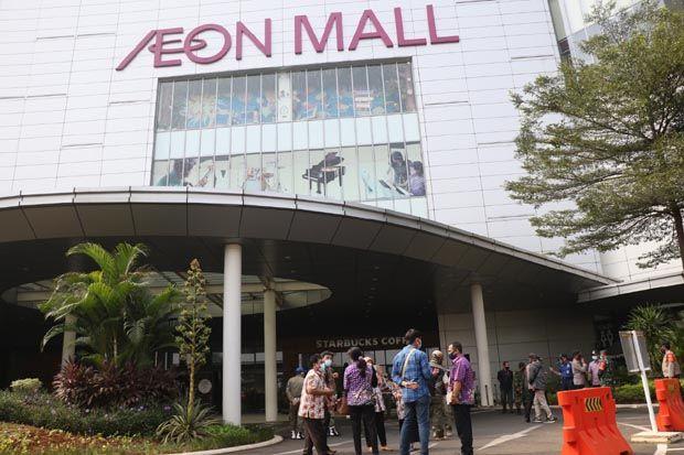 Cegah Jadi Klaster Baru COVID-19, AEON Mall Tutup Sementara