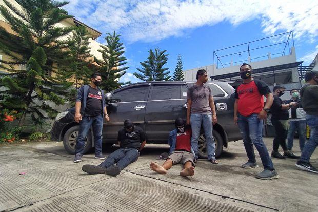 Komplotan Narkoba Lintas Provinsi Dibekuk, 10 Karung Sabu Diamankan