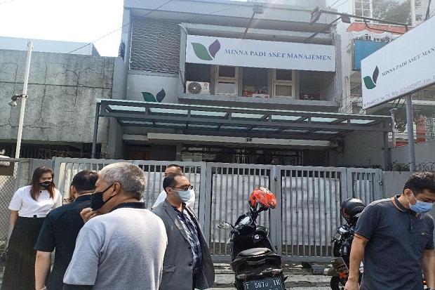 Tagih Pengembalian Dana, Nasabah Kembali Geruduk Kantor Minna Padi Bandung
