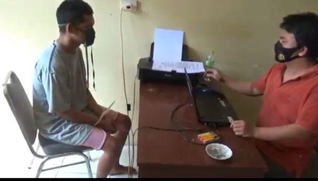 Menjambret untuk Biaya Persalinan Istri, Pria di Lampung Dihajar Massa