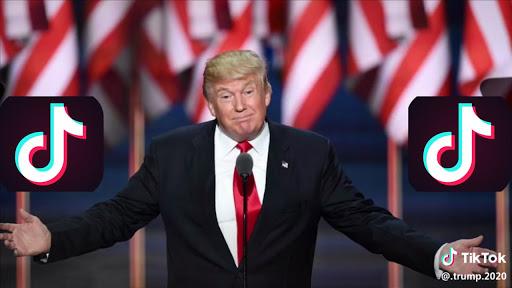 Donald Trump Larang Transaksi Apapun dengan TikTok dan WeChat