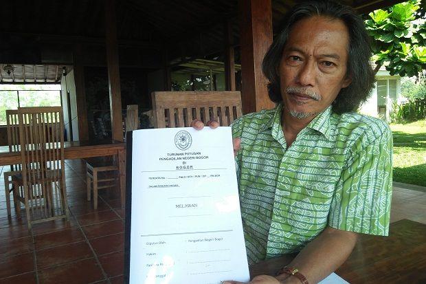 Pria Ini Pinjamkan Setifikat Tanah ke Teman, saat Minta Kembali Malah Digugat
