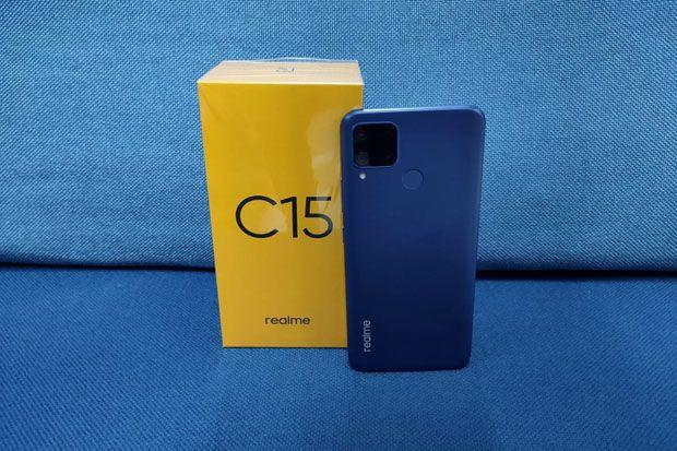 Realme C12 dengan Baterai 6.000 mAh Kantongi Banyak Sertifikasi