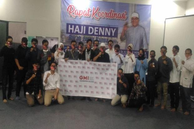 Haji Denny-Difri Jadi Harapan Kaum Milenial untuk Perubahan Kalsel Lebih Baik!