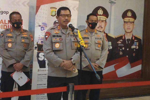 Adaptasi Kebiasaan Baru, Polda Metro Jaya Luncurkan Aplikasi SIGAP