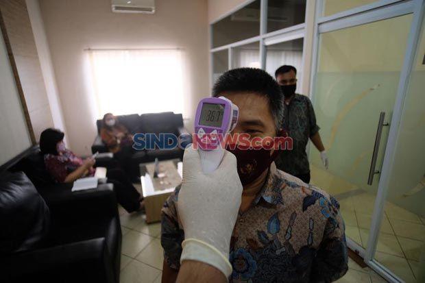 Disnakertrans DKI Sebut Banyak Perkantoran di Jakarta Pekerjakan Karyawan di Atas 50%