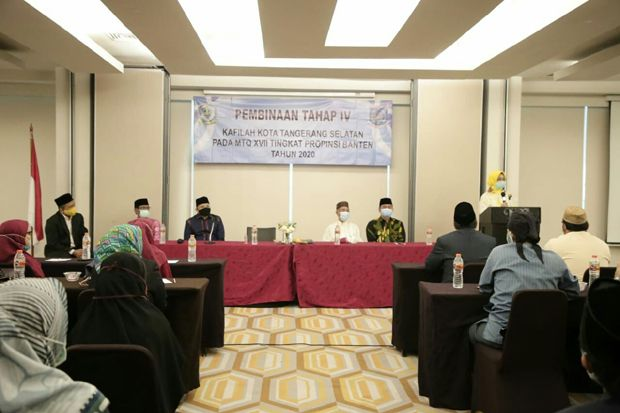 Tangerang Selatan Targetkan Juara Umum MTQ Banten