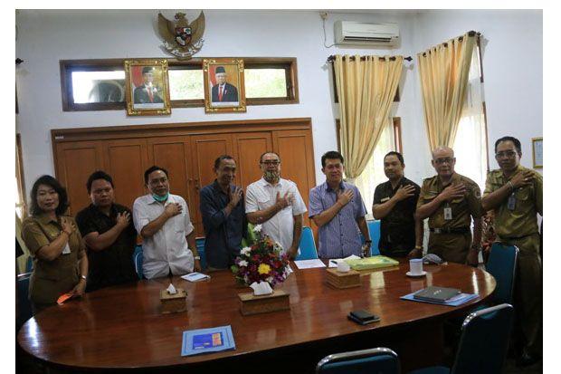 Klungkung Tunjuk BUMDesMa Nusa Jaya sebagai Pengelola Proyek NSLIC/NSELRED