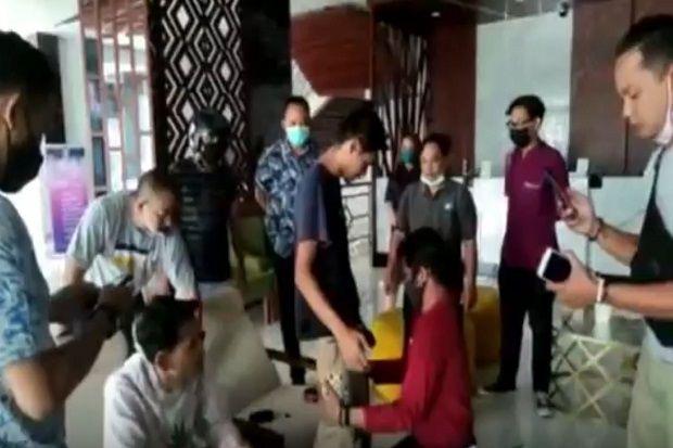 Polda NTB Tangkap 4 Pelaku Narkoba di Mataram, 1 Wanita Bandung
