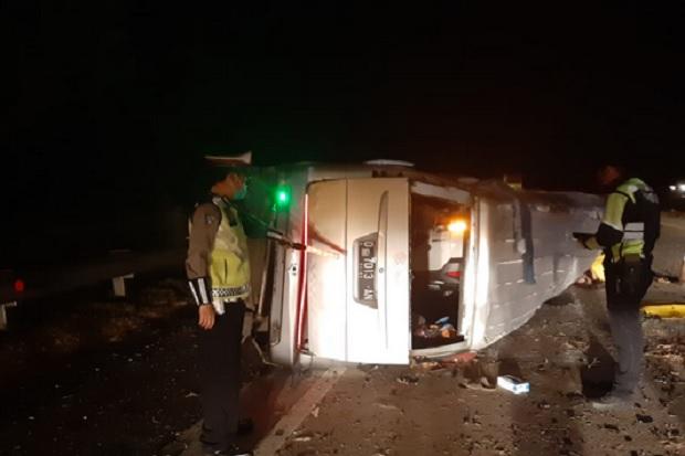 Kecelakaan Maut di Tol Cipali, 8 Nyawa Melayang