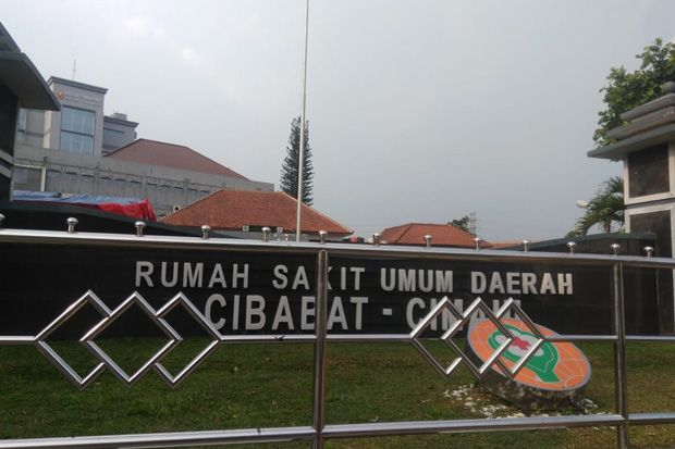 Karyawan RSUD Cibabat Swab Test Massal, Wali Kota Minta Pelayanan Ditutup