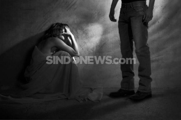 Gara-gara Dilempar Mancis, Jamilah Adukan Suami ke Polisi