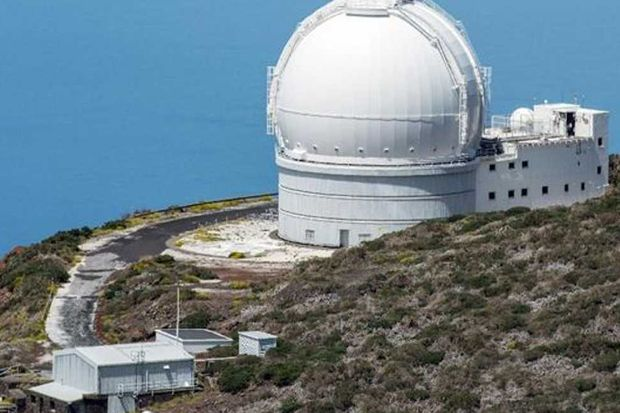 Tahun 2021 Indonesia Punya Observatorium Terbesar