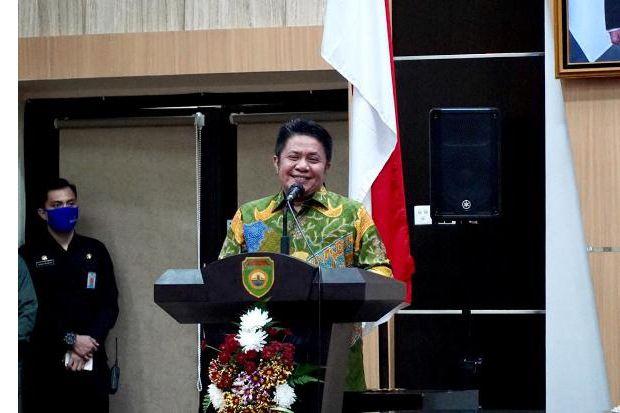 Herman Deru: Pandemi Tak Ganggu Target Penerimaan PAD Sumsel