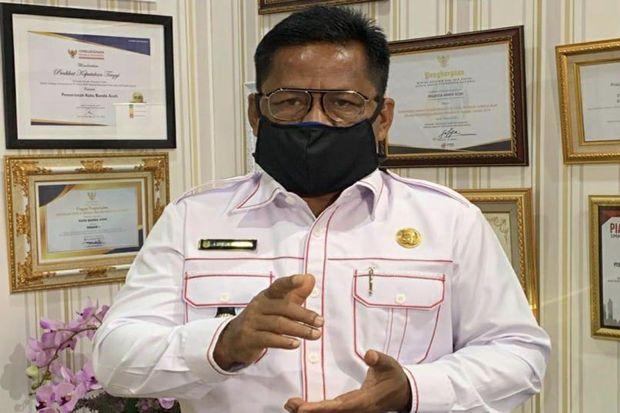 Wali Kota Minta Satpol PP dan Dinsos Tertibkan Gepeng di Kota Banda Aceh