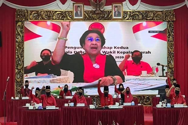 PDIP Rekomendasi Pasangan Halikinnor-Irawati di Pilkada Kotim