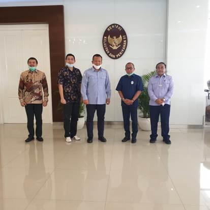 Berdayakan Masyarakat Perikanan, Bupati Pasangkayu Koordinasi dengan Menteri KKP