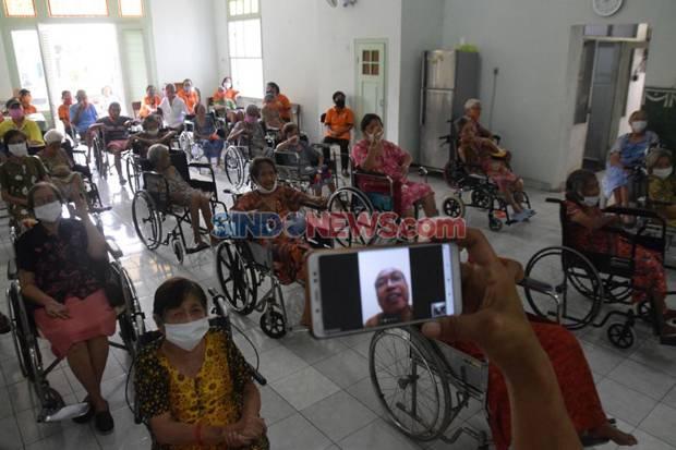 Pak Wali Kota Bandung Monitor! Ini Ada 40 Ribu Lansia Butuh Perhatian