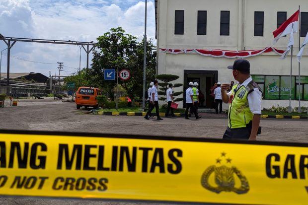 Percikan Las, Penyebab Ledakan di Pabrik Bioetanol Mojokerto