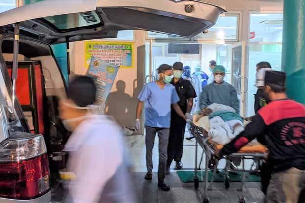 Pabrik Bioetanol Meledak di Mojokerto, 10 Orang Luka Bakar Serius