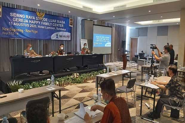 Ketua Gereja HFC Tersandung Kasus Cabul, Sinode Gelar Sidang Raya Luar Biasa