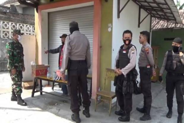 Polda Jateng-Mabes Polri Buru Otak Penyerangan Hajatan di Solo
