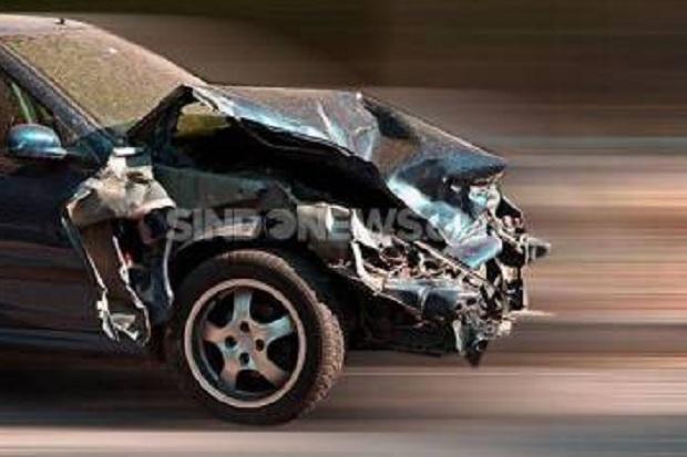 Kecelakaan Maut di Tol Bel Merah, Sedan Masuk Kolong Truk