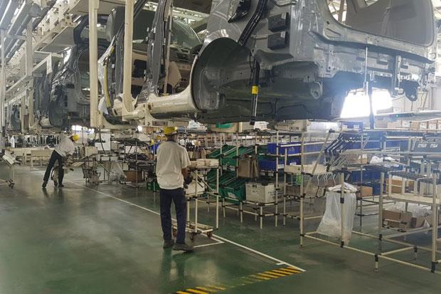 Ekspor Mobil Rakitan Suzuki Indonesia Naik 329% di Juli 2020