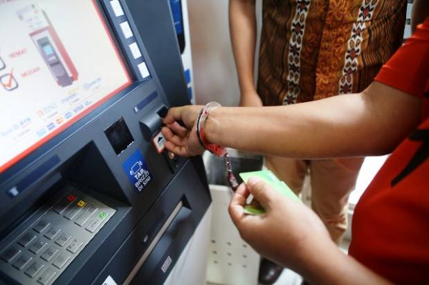 2 Pria Pelaku Ganjal ATM Dibekuk Polisi