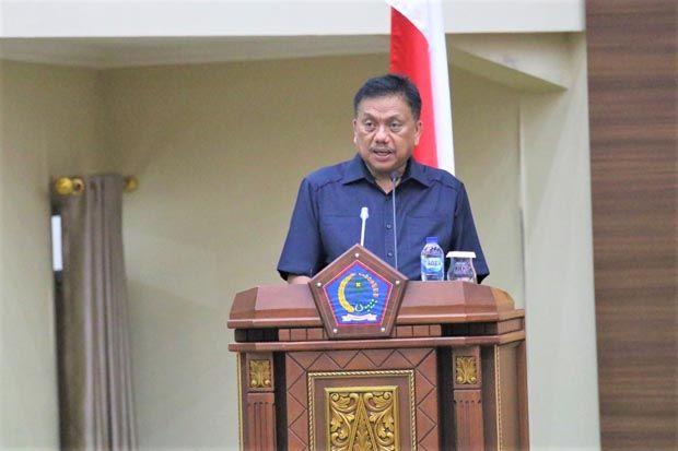 Olly Optimistis Ekonomi Sulawesi Utara Tumbuh 6% di 2021