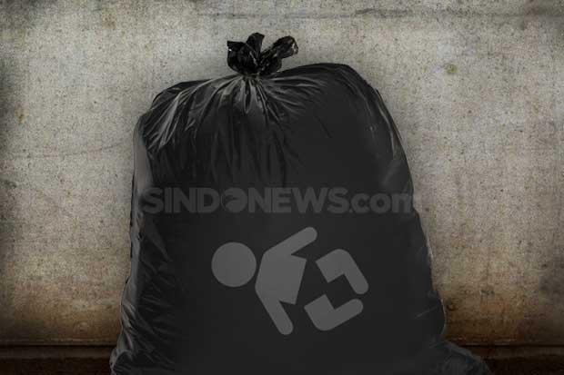 Miris, Mayat Bayi Dibungkus Plastik Hangus Terbakar di Tempat Sampah