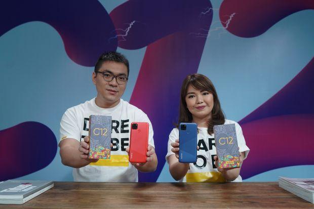 Harga dan Spesifikasi Realme C12 yang Baru Rilis di Indonesia