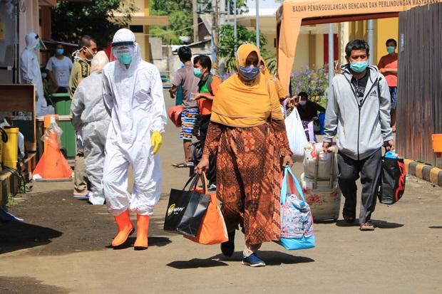 Alhamdulillah, 5 Kelurahan di Surabaya Sudah Nol Kasus COVID-19