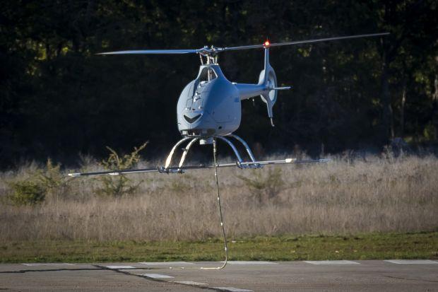 Tanpa Pilot, Airbus Sukses Terbangkan Helikopter VSR700