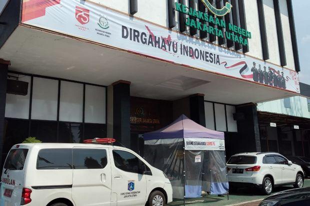 Pasca-meninggalnya Jaksa Fredrik, Kantor Kejari Jakarta Utara Ditutup Sementara