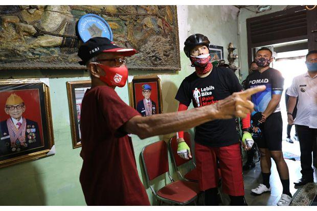 Kisah Kapten Sanjoto, Kawal Jenderal Soedirman Wonogiri-Ponorogo