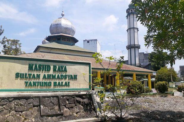 Masjid Raya Ahmadsyah, Satu-satunya Peninggalan Monumental Kesultanan Asahan