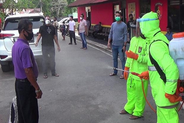 Rampas Jenazah Pasien COVID-19, 15 Warga Batam Dijemput Polisi