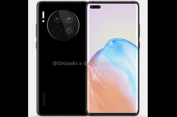 Otoritas China Restui 3 Model Huawei Mate 40, Tanda Ponsel Segera Dirilis